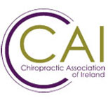 Daryl Coyne member of Chiropractic Association of Ireland